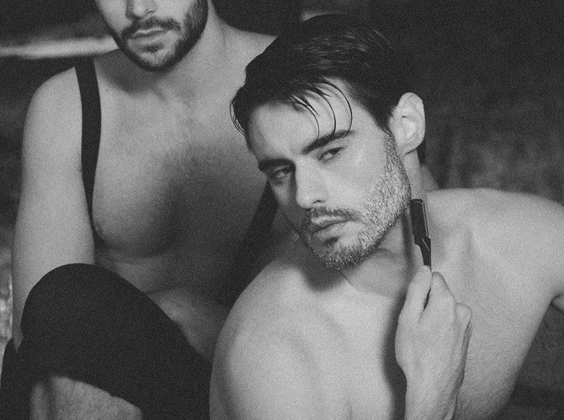 Dolce far niente for Male Model Scene