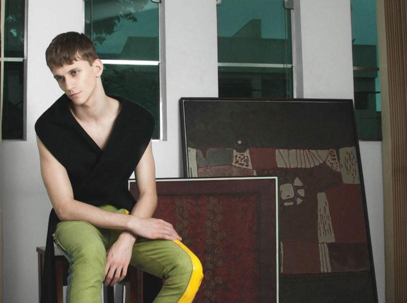 Goodbye Avant-Garde for Male Model Scene